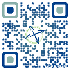 QR code with logo 301m0