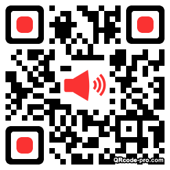 QR code with logo 30550