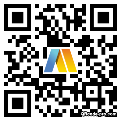 QR code with logo 30570