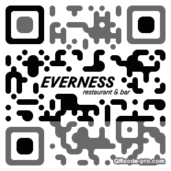 QR code with logo 30Bm0