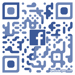 QR code with logo 30Br0