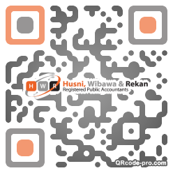 QR code with logo 30Qg0