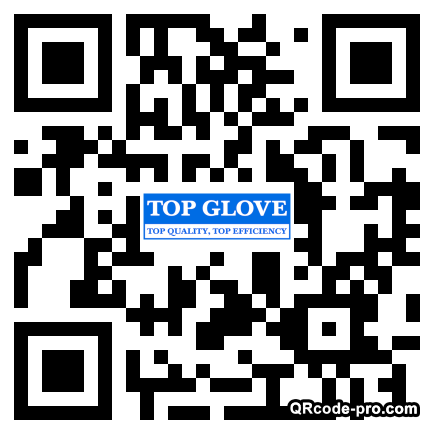 QR code with logo 30R00