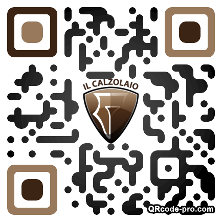 QR code with logo 30TY0