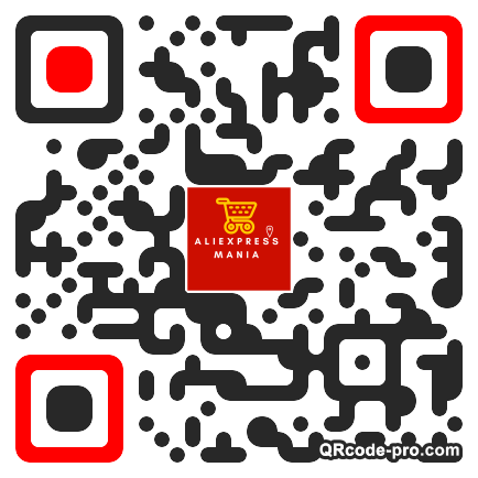 QR code with logo 30YE0