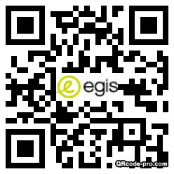 QR code with logo 30ey0