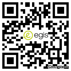QR code with logo 30fn0
