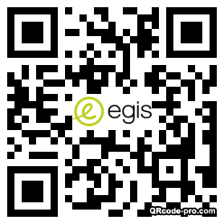 QR code with logo 30h00