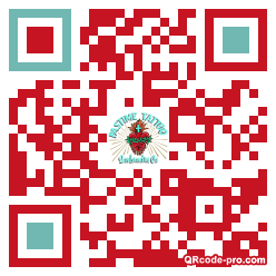 QR code with logo 30kt0