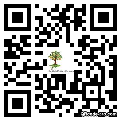 QR code with logo 30sJ0