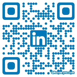 QR code with logo 30xE0