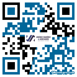 QR code with logo 30zh0