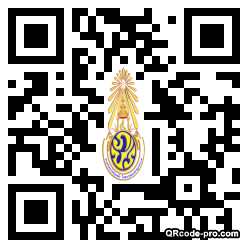 QR code with logo 31450
