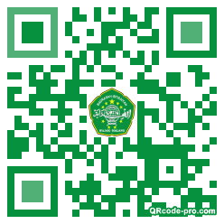 QR code with logo 319L0