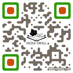 QR code with logo 31C40