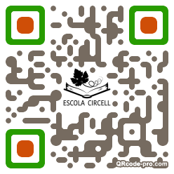 QR code with logo 31Cd0