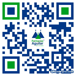 QR code with logo 31L80