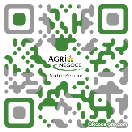 QR code with logo 31LZ0