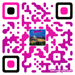 QR code with logo 31M90