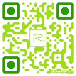 QR code with logo 31Nc0