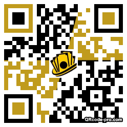 QR code with logo 31PS0