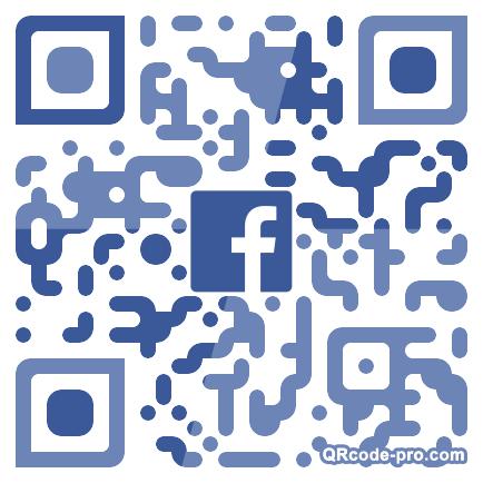 QR code with logo 31Vs0