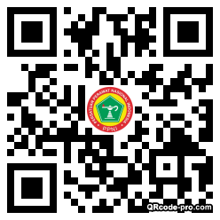 QR code with logo 31WE0
