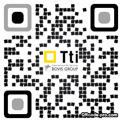 QR code with logo 31X30