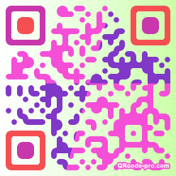 QR code with logo 31Xj0