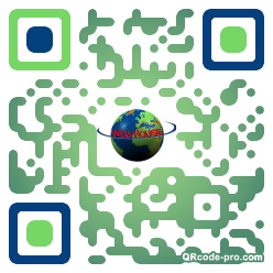 QR code with logo 31Xy0