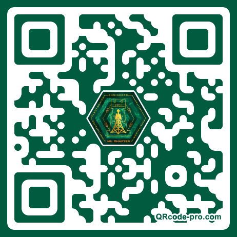 QR code with logo 31am0
