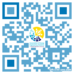 QR code with logo 31fF0
