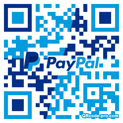 QR code with logo 31gt0