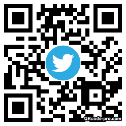 QR code with logo 31mS0