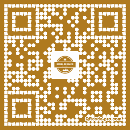 QR code with logo 31r10