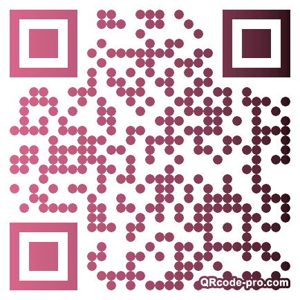 QR code with logo 31r50