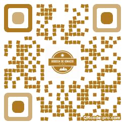 QR code with logo 31vB0