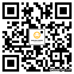 QR code with logo 323B0