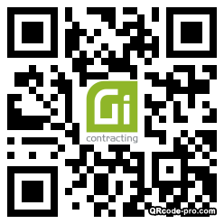 QR code with logo 323M0