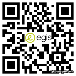 QR code with logo 325X0