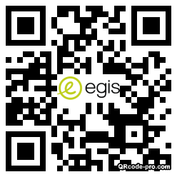 QR code with logo 32660