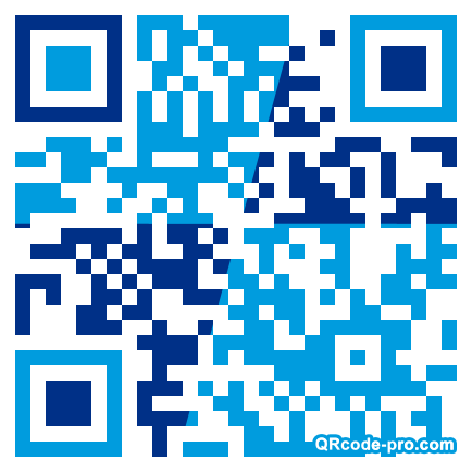 QR code with logo 32700