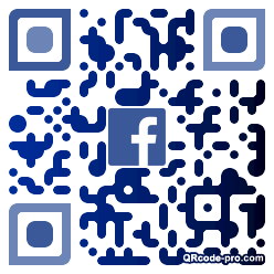 QR code with logo 32930