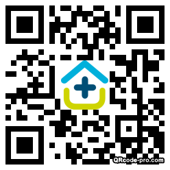 QR code with logo 32CA0