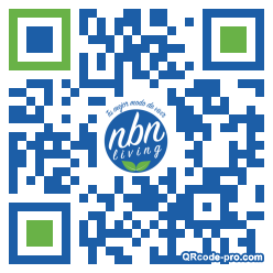 QR code with logo 32J70