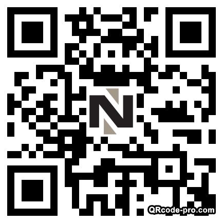 QR code with logo 32Qa0