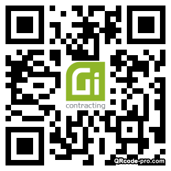 QR code with logo 32Si0