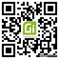 QR code with logo 32Uh0