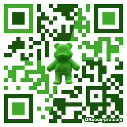 QR code with logo 32WX0