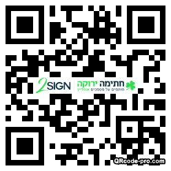 QR code with logo 32Wr0